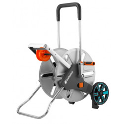 Dévidoir sur roues AquaRoll L Easy Metal de marque GARDENA, référence: J5027600