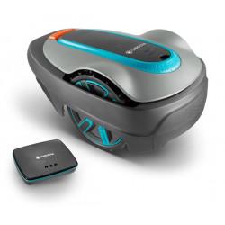 Tondeuse robot smart SILENO City 500 de marque GARDENA, référence: J5028200