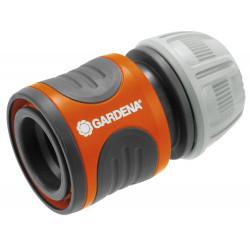 Raccord d'arrosage rapide pour tuyau Ø 15 mm de marque GARDENA, référence: J3393100
