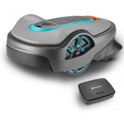Tondeuse robot smart SILENO life 1250 - surfaces 1250 m132 de marque GARDENA, référence: J5029400