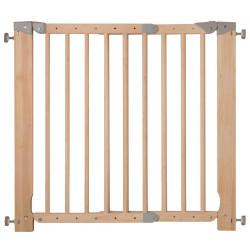 Barrière en bois, Olivia, à pression, amovible, 70-103cm, hauteur 77cm de marque Nordlinger, référence: B5272000