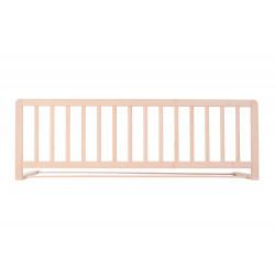 Barrière de lit 122cm - finition bois de marque Nordlinger, référence: B5272500