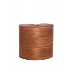 Placage à coller ACAJOU PLACNOR 0.50 M X 2.50 ML FR de marque Nordlinger, référence: B5276300