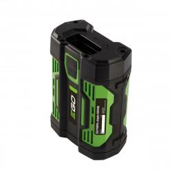 """Adaptateur pour BAX1300, BAX1500 et BH1000 (batterie """"vide"""") de marque EGO, référence: J5280600"""