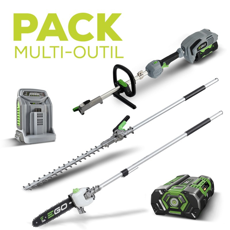 Pack outil multifonction EGO MHCC1002E