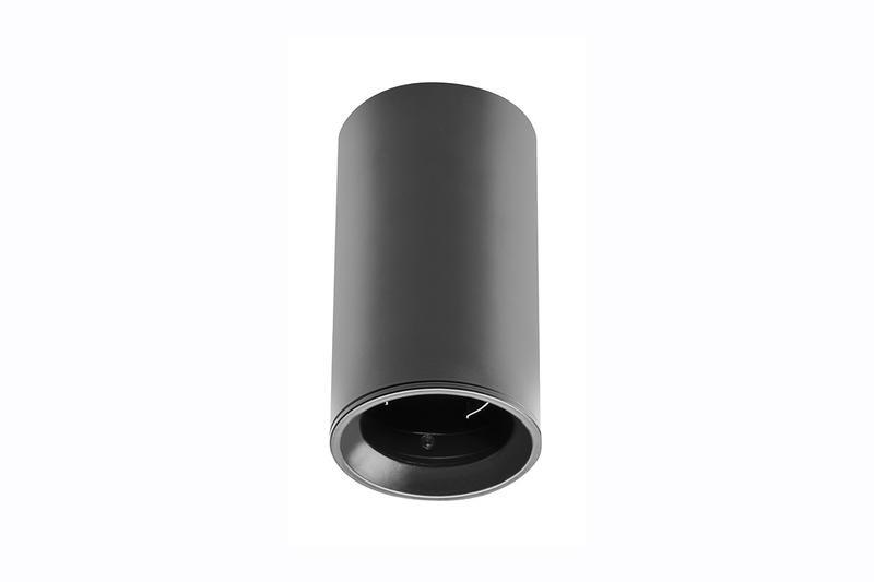 Petit plafonnier cubique SENSA mini - Aluminium - Blanc - 11,5 cm - IP 20