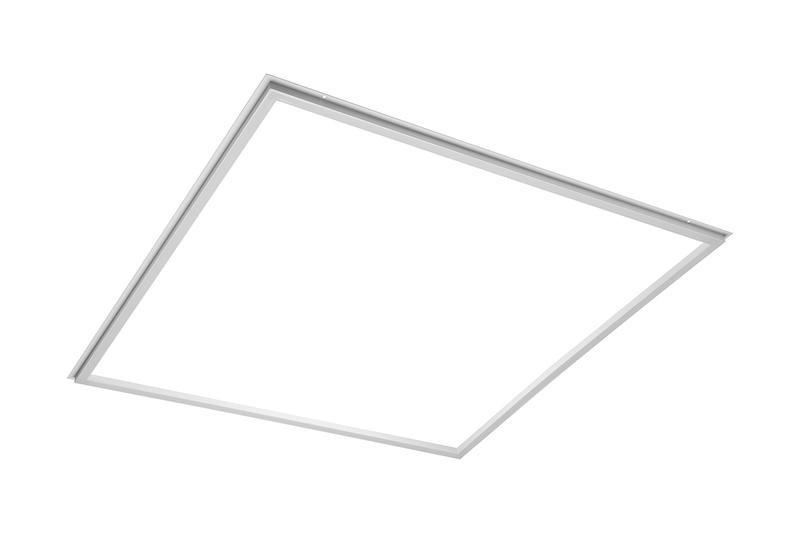 Dalle LED carrée - 59 x 59 cm - 40 W - 3600 lumens - blanc - IP20