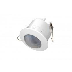 Détecteur de mouvement CR-5 - encastrable/plafond/mur - détection 6 m - 360° - IP 20 de marque GTV Lighting, référence: B5300100