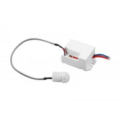 Détecteur de mouvement CR-7 - ensatrable/plafond/mur/sol - détection 6 m - 360° - IP 20 de marque GTV Lighting, référence: B5300400