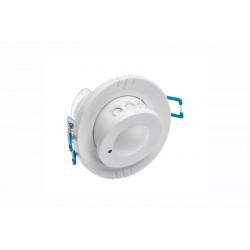 Détecteur de mouvement CM-15 - encastrable/plafond/murale - détection 8 m - 360° - IP 20 de marque GTV Lighting, référence: B5301800