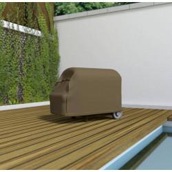 Housse de protection en polyester pour Barbecue - 70 x 130 x 70 cm - g/m2 de marque NORTENE , référence: J5303600