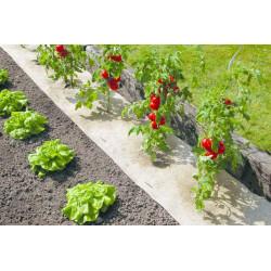 Paillage naturel pour jardin et potager 100% biodégradable - 50 x 300 cm - 500 g/m2 de marque NORTENE , référence: J5305100