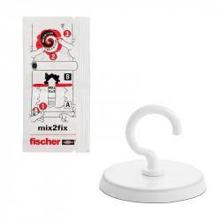 Crochet a coller de marque FISCHER, référence: B5324400