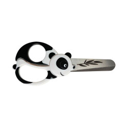 Ciseaux Enfants panda 13 cm de marque FISKARS, référence: B646300