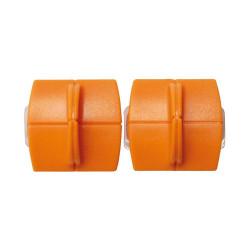 Lames tripletrack? titanium coupe droite X2 de marque FISKARS, référence: B652400