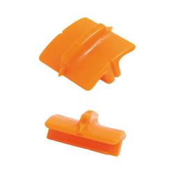 Lames coupe droite X2 de marque FISKARS, référence: B654900