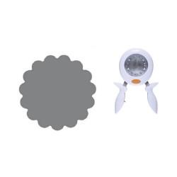 Perforatrice Squeeze Punch XL - Cercle festonné de marque FISKARS, référence: B4241300