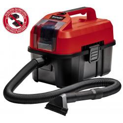 Aspirateur eaux et poussières sans fil  TE-VC 18/10 Li-Solo de marque EINHELL , référence: J5385000