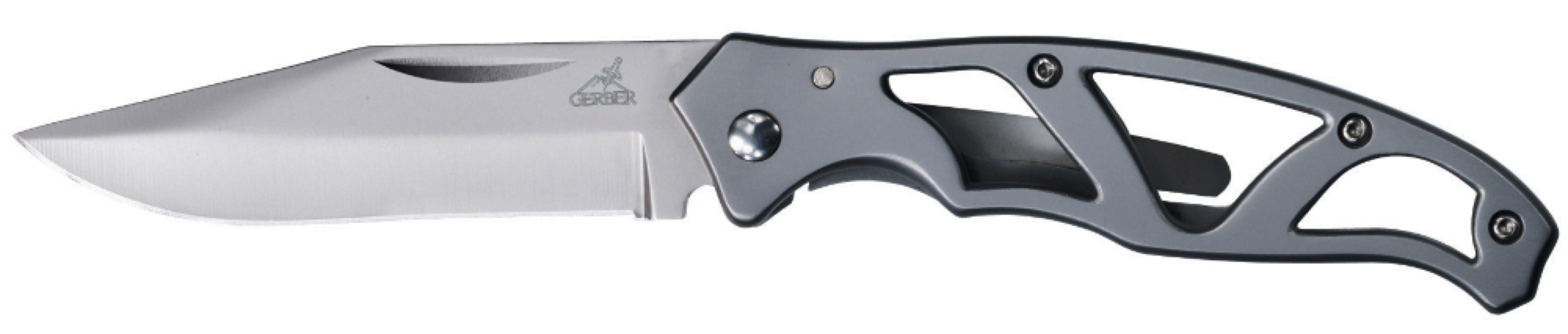 Couteau mini Paraframe tout usages - Lame 6cm