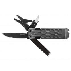 Outil multifonctions + pince - LockDown, Onyx de marque Gerber, référence: B5390800