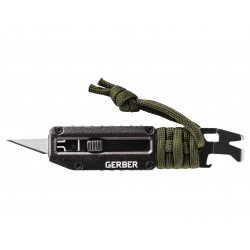 Cutter de poche - Prybrid-X Solid State small, Onyx de marque Gerber, référence: B5390900