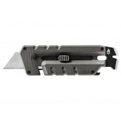 Cutter de poche - Prybrid-Utility Solid State, Gris de marque Gerber, référence: B5391000