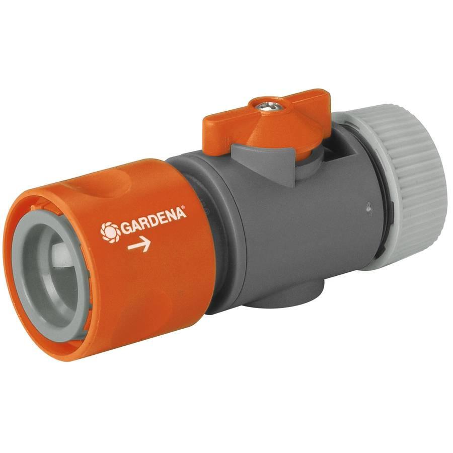 Raccord régulateur pour tuyau ø int. 15 mm