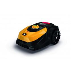Robot tondeuse Bluetooth - 18 cm - 28 V Lithium- 600m2 de marque Mowox, référence: J5435900