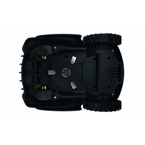 Robot tondeuse Bluetooth - 18 cm - 28 V Lithium- 600m2 - Mowox
