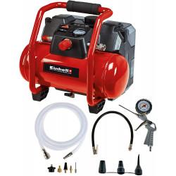 Compresseur sans fil TE-AC 36/6/8 Li OF Set-Solo (sans batterie ni chargeur) de marque EINHELL , référence: B5439100