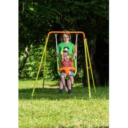 Portique bébé EMMA - siège sécurisé - surface hors tout 1,36 m² de marque Trigano, référence: J5454800