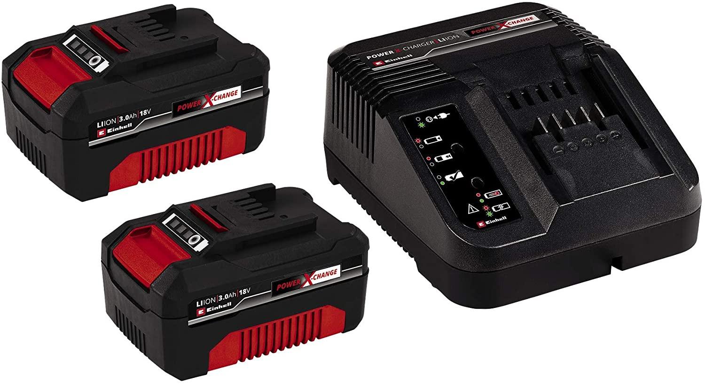 Starter Kit Power X Change - 18V 2x3,0 Ah