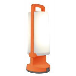 Lampe à poser Orange DRAGONFLY, LED Intégrée, 1W, 120 lumens, 4000K, IP54, SOLAIRE, Classe III de marque CALI, référence: B5464900