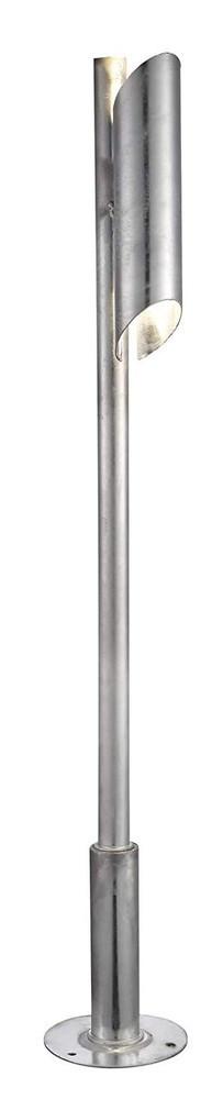 Borne Galva PIN, Ampoule Gu10 non fournie, Max 2 x 8W, IP44, 230V, Classe II