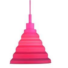 Suspension Rose Colors Pink, E27, Max 60W, IP20, 230V