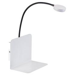 Applique Blanche Arles, LED Intégrée 3W, IP20, 230V, Classe I de marque Britop, référence: B5473700