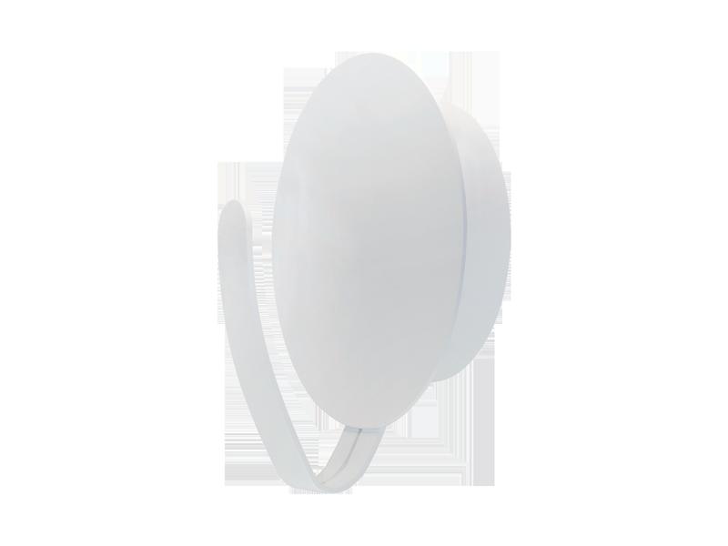 Applique Blanc Sat, Led inclue 18W IP20, 230V AC, Classe I