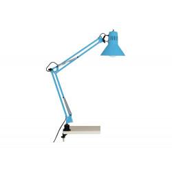 Lampe à poser Bleu Pastel Felix, 1xE27 Max 40W , IP20, 230V AC, Classe II de marque Spot-Light, référence: B5480000