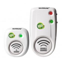 Répulsifs pour rongeurs MR 80 DG2 + MR 30, 2 appareils: 1 x 80m2 et 1 x 30m2 de marque SILVERLINE SWEDEN, référence: J5498800