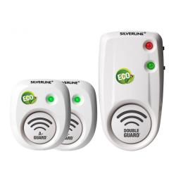 Répulsifs pour rongeurs MR 80 DG2 + MR 30x2, 3 appareils de marque SILVERLINE SWEDEN, référence: J5499000