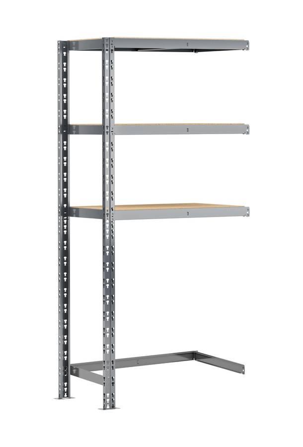 Extension étagère charge lourde MODULÖ - L. 70 cm - pour la buandrie