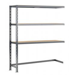 Extension étagère charge lourde MODULÖ - L. 150 cm - pour rangements volumineux de marque Modulö Storage, référence: B5505300