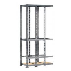 Extension étagère de rangement verticale MODULÖ - L. 105 cm de marque Modulö Storage, référence: B5505600