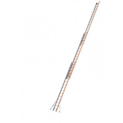 Echelle PRONOR COULISSE CORDE 3 PLANS - 11M38 - 3X16 de marque Tubesca-Comabi, référence: B5515400