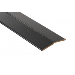 Sachet de 6 profils noir - ÔMUR de marque Nordlinger, référence: B5546700