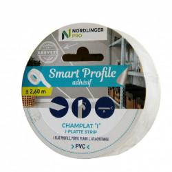 Smart profile - Plat - l 3 cm de marque Nordlinger, référence: B5547800