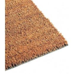 Tapis abrité brossant - coco ecru - 75x45 cm de marque Coryl, référence: B5552100