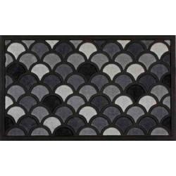 Tapis abrité brossant - americano - 75x45 cm de marque Coryl, référence: B5552900