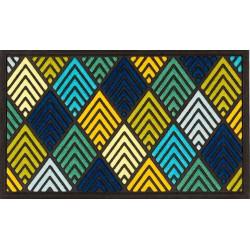 Tapis abrité brossant - cosmopolitan - 75x45 cm de marque Coryl, référence: B5553000