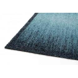 Tapis déco intérieur absorbant - ikat gris - 90x60 cm de marque Coryl, référence: B5556000